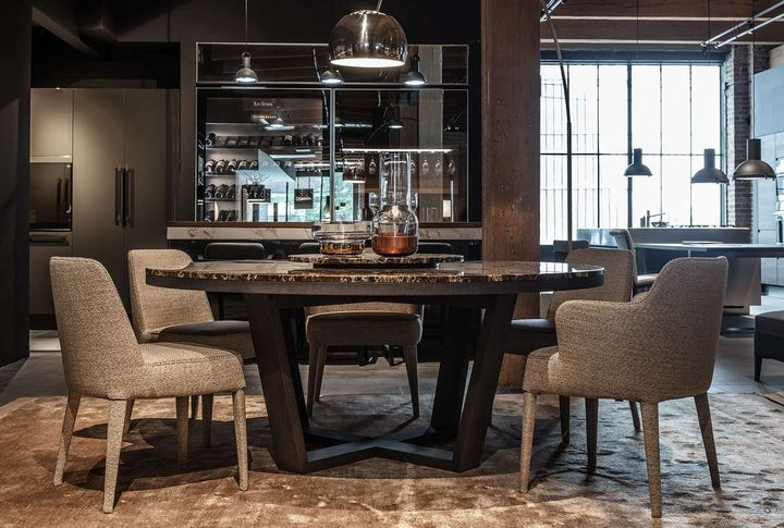 A Chicago il primo store multimarca di B&B Italia