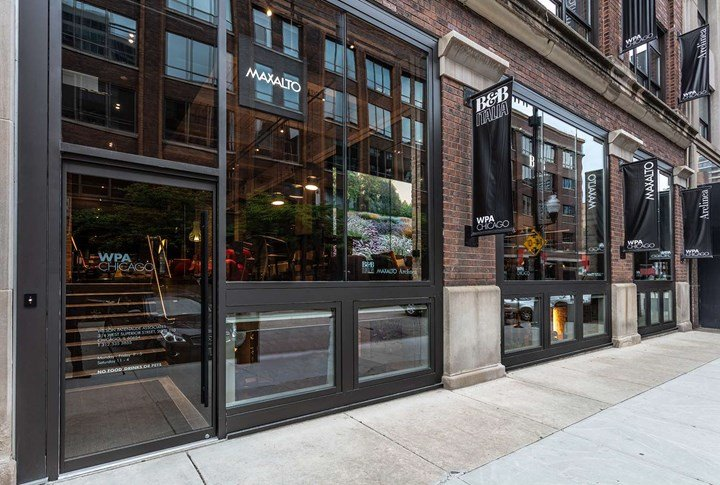 First B&B Italia Multibrand Store opens in Chicago