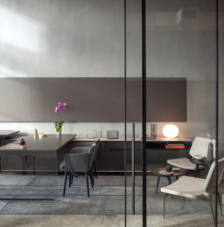 G.T.Design per il progetto IOC Office a New York
