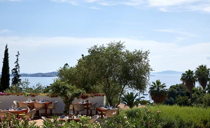 Un'oasi di relax tra il Monte Athos e il golfo di Ouranoupolis
