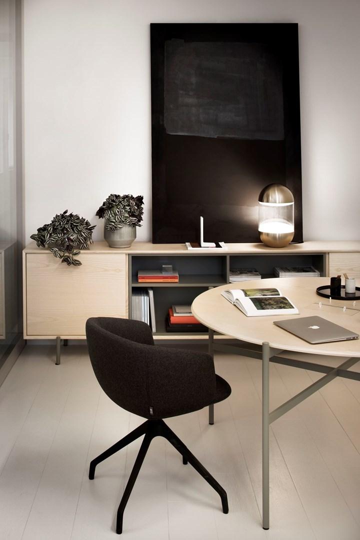 Lavoro e ospitalità, sia in ufficio che a casa