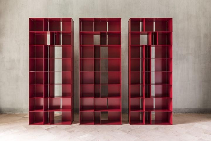 Flat, la nuova libreria firmata Marc Sadler