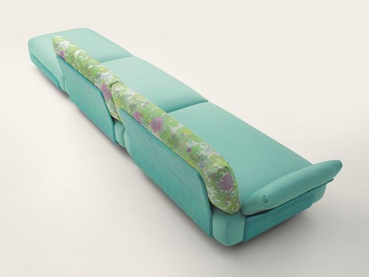 Pouf, poltrona o divano componibile?