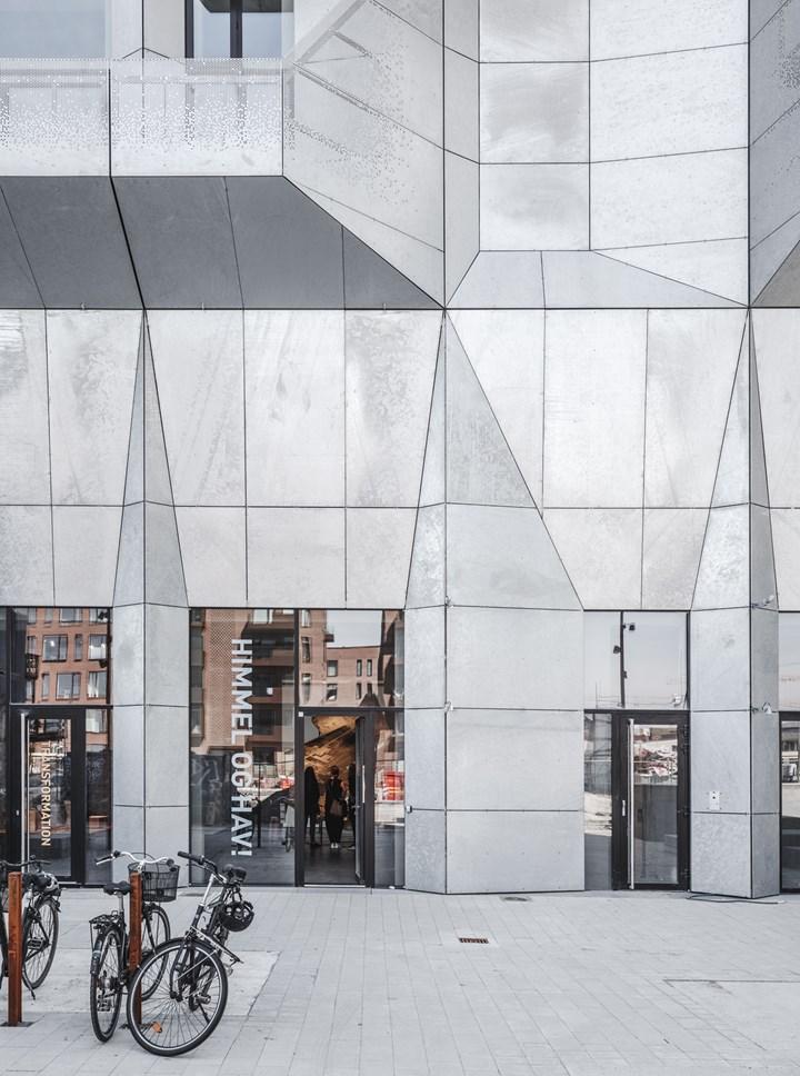 Ideal Work per il nuovo progetto di COBE studio a Copenaghen