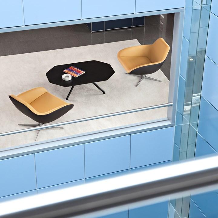 Il comfort in ufficio secondo Alma Design