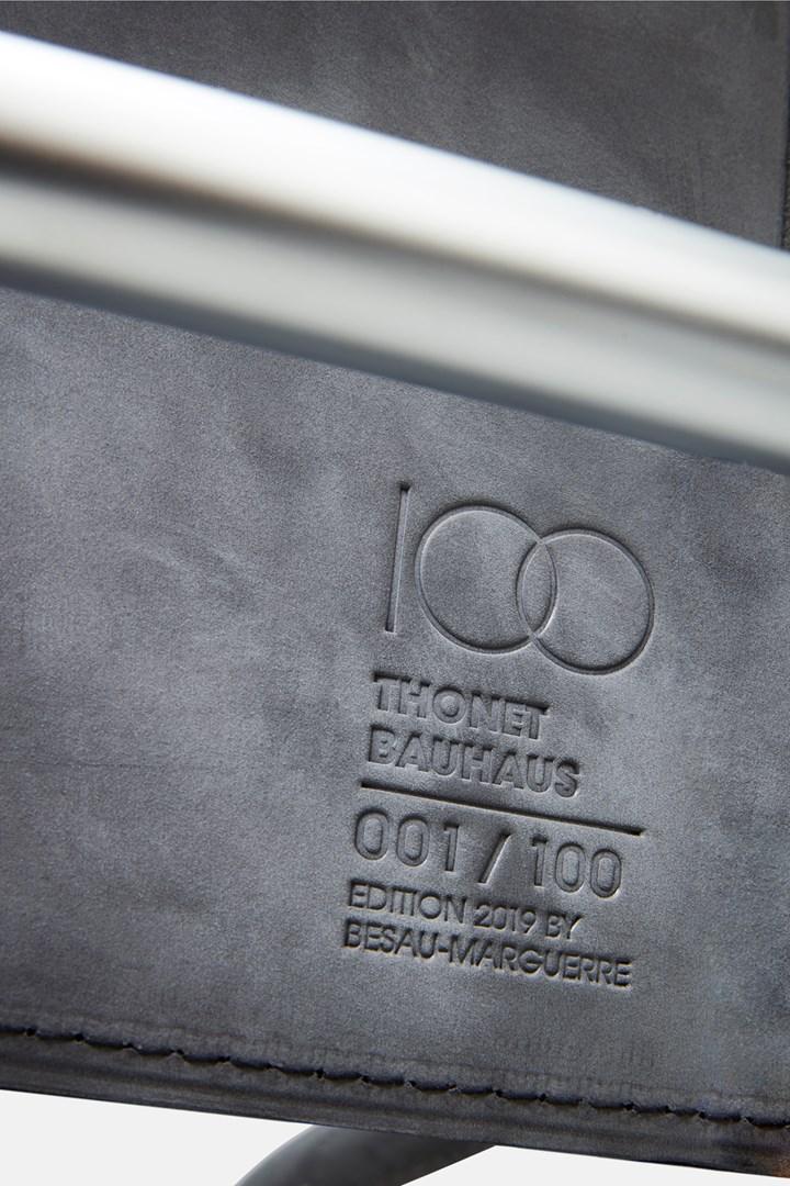 Thonet celebra i 100 anni del Bauhaus