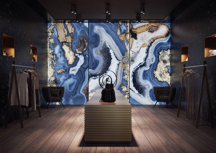 Design Lounge by Tecnografica Italian Wallcoverings