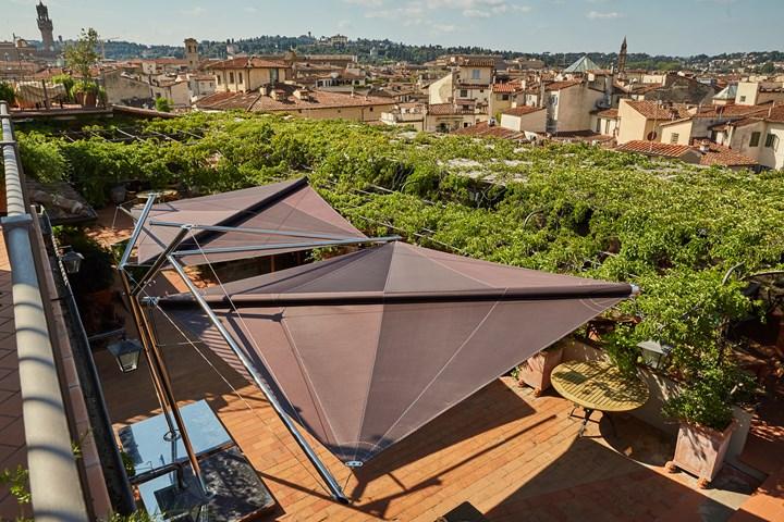 KE per il Grand Hotel Baglioni Firenze
