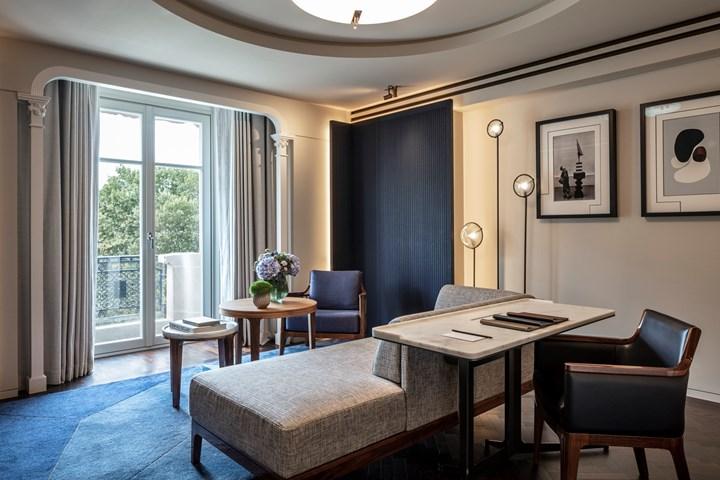 Credits & copyright: Hôtel Lutetia