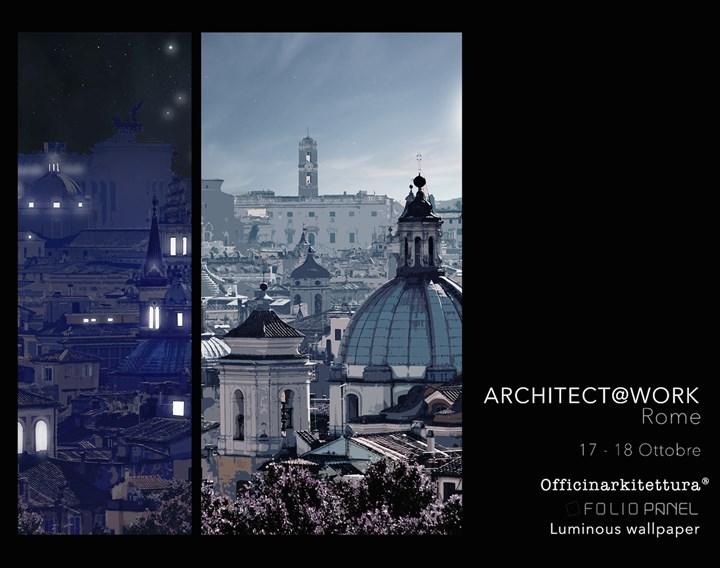 Officinarkitettura® ad Architect@Work Roma
