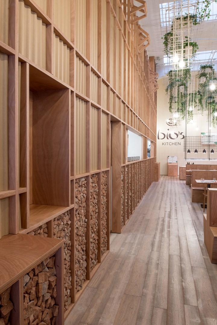 Bio's Kitchen. Un luogo incantato ispirato alla natura
