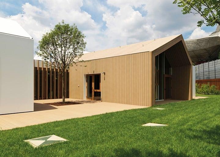 LignoAlp per il progetto tutto legno di BabyLife in CityLife