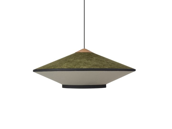Cymbal, the Lamp Collection Inspired by Corals, Seashells, and Jellyfish