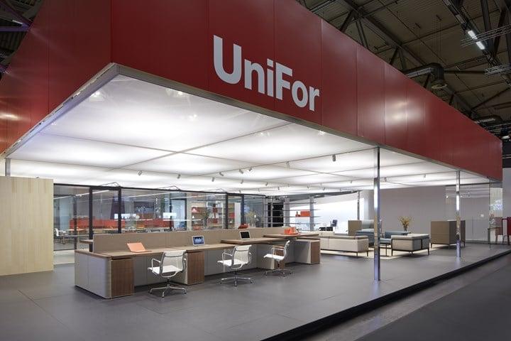UniFor. Work Environments 2018