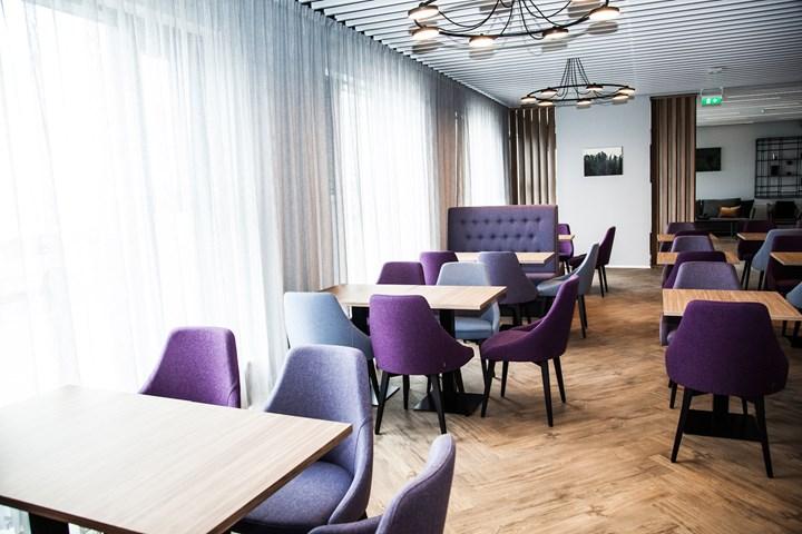 Metalmobil arreda l'hotel B59 Hotel in Islanda