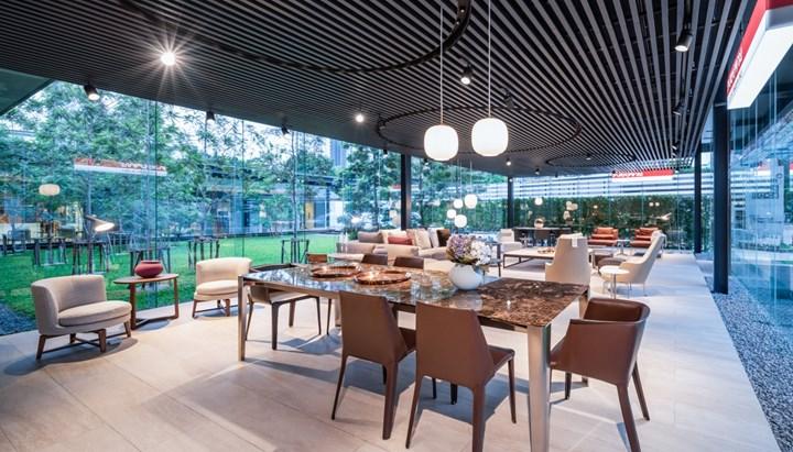 Flexform inaugura a Bangkok