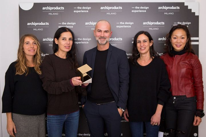Yuki Yamamoto - PR Sanwa - Elisa e Raffaella Ossino | Archiproducts - Roberta Dragone ed Enzo Maiorano_photo: Davide Sala