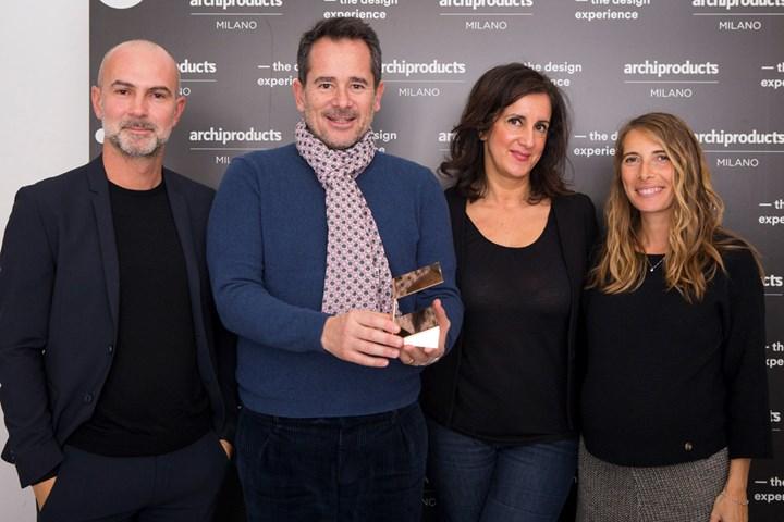 Desalto - Gordon Guillaumier e Alessandra Bosaglia | Archiproducts - Enzo Maiorano e Roberta Dragone_photo: Davide Sala