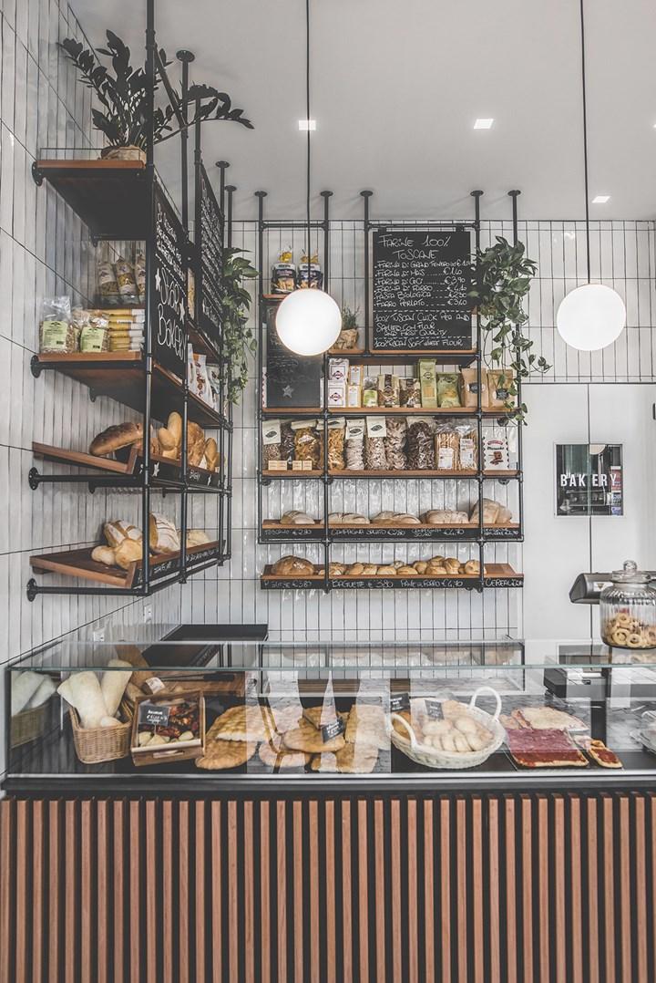 Nel cuore di livorno una 'Bakery' dal sapore nostalgico
