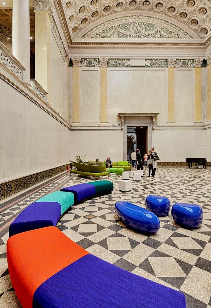 Erba Italia at the Budapest Museum of Fine Arts