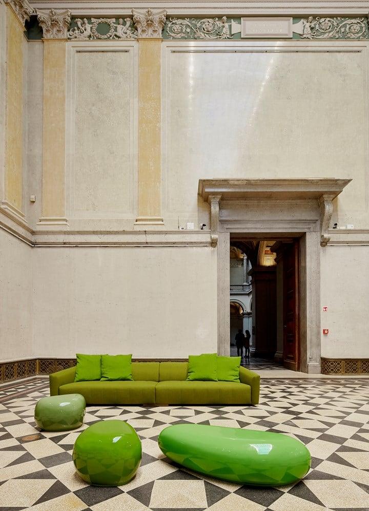 Erba Italia per il Museo delle Belle Arti di Budapest