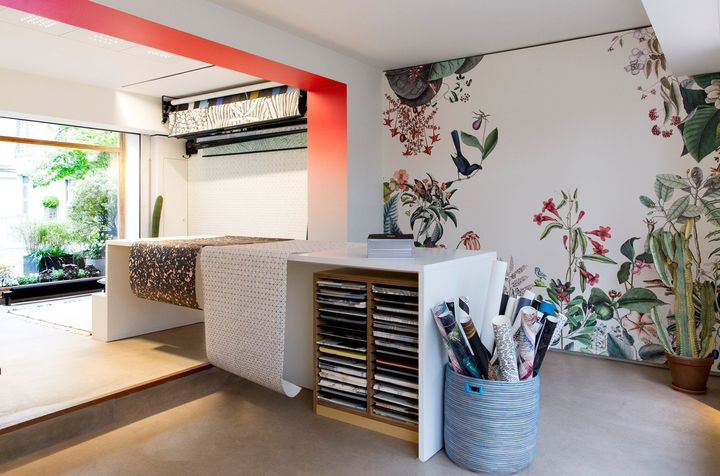 Bien Fait Showroom in Paris Marais