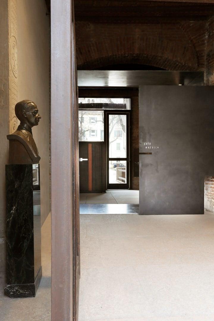 Ceadesign per il Museo di Castelvecchio