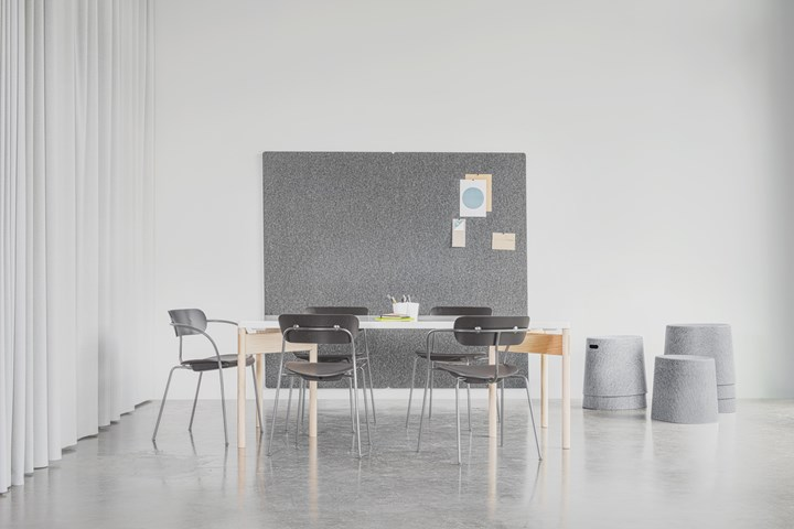 Moving Table and Moving Stools