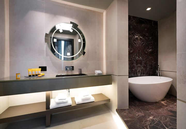 Fir Italia per il Pantheon Iconic Rome Hotel