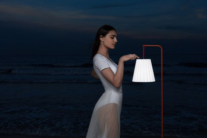 Prêt-à-porter Lighting: Plisy by Diabla