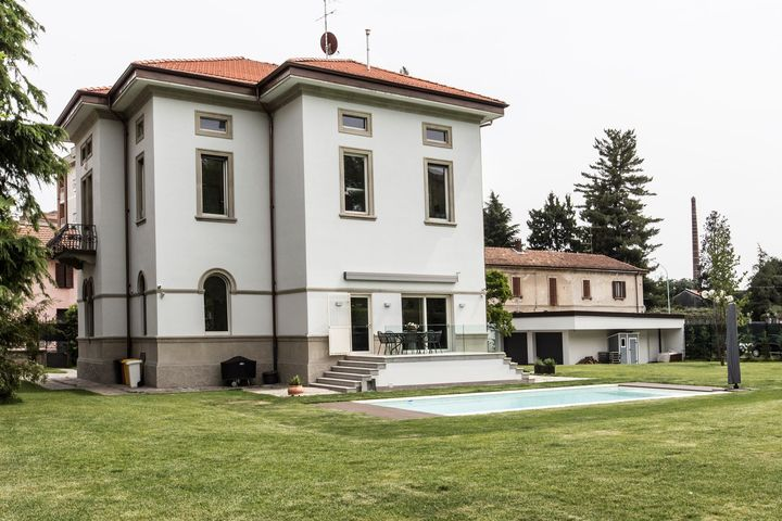Villa a Varese © RiFRA
