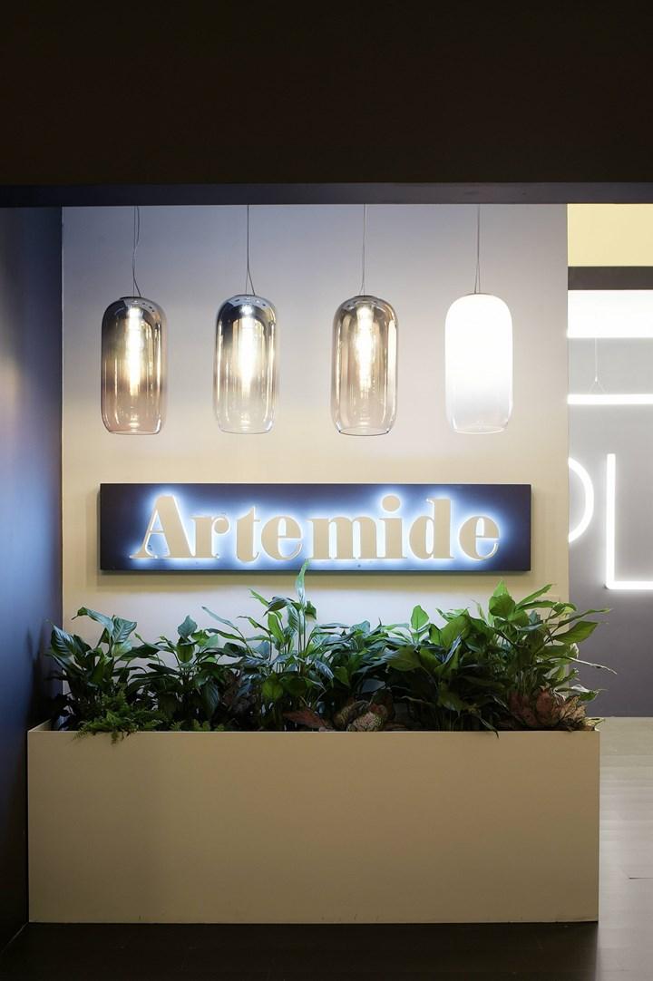 Gople Lamp by BIG, Artemide