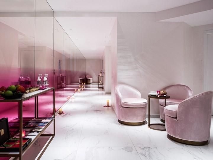 Roche Bobois per il progetto Fauchon L'Hôtel a Parigi