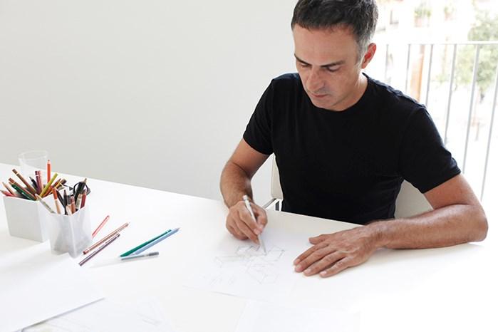 Ramón Esteve racconta le lampade create per Vibia