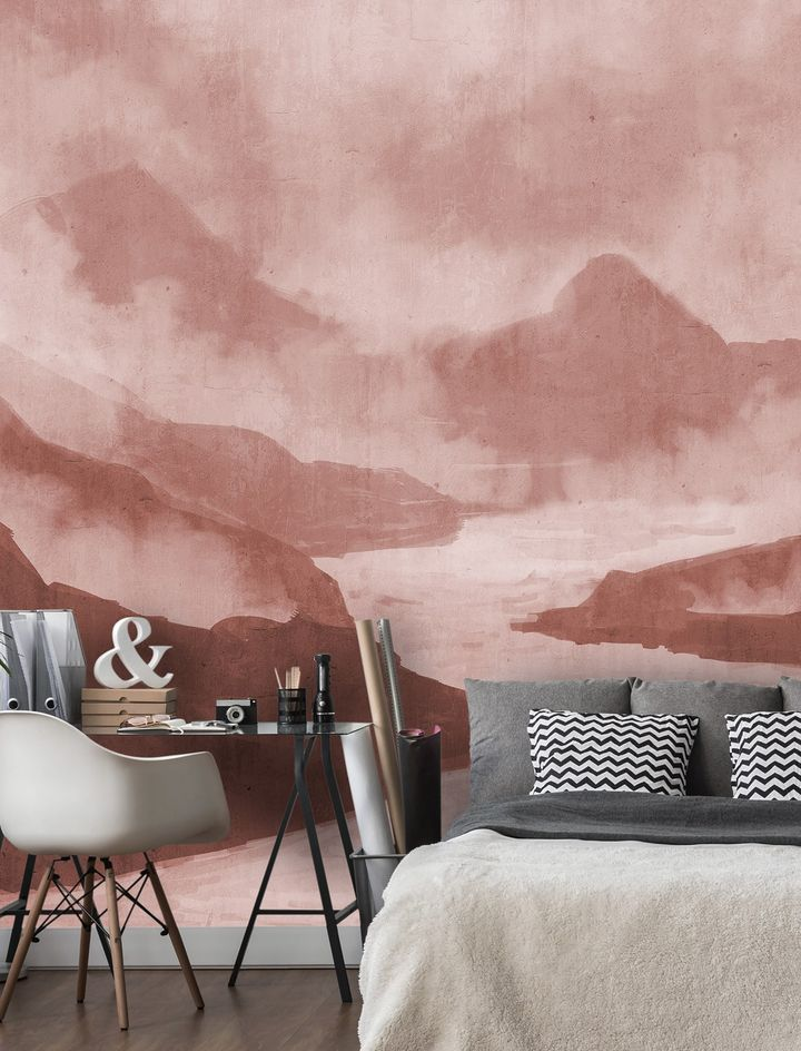 Pantone 2019 conquers the WallPepper® Walls