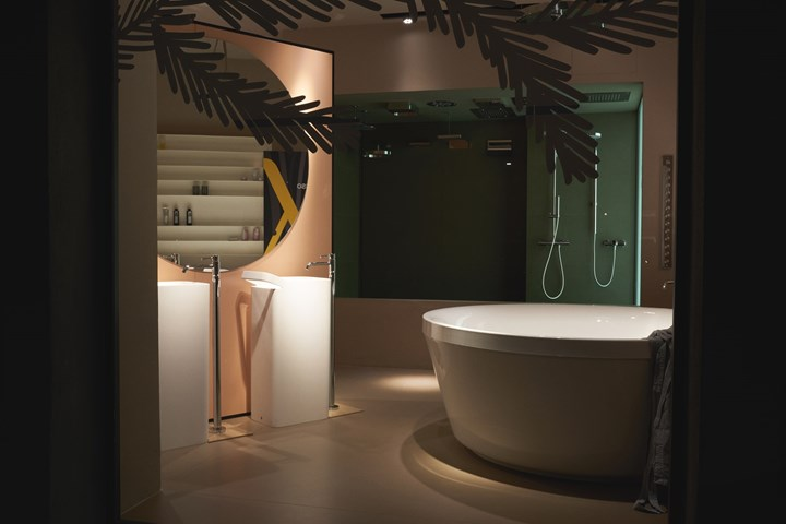 Zucchetti. Kos Group inaugurates its renovated showroom in Milan