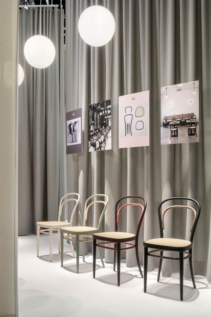 Café Thonet - Eine Hommage an 200 Jahre Firmengeschichte