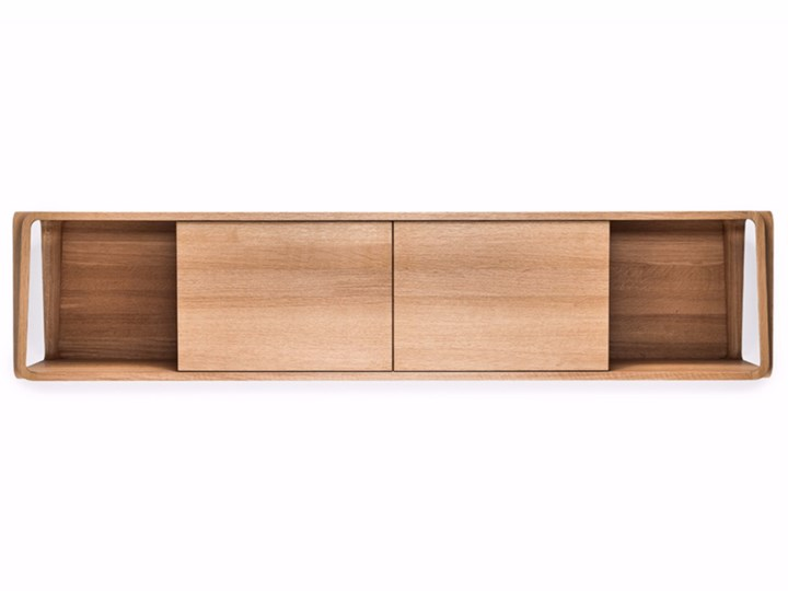Primum wall cabinet by MS&Wood