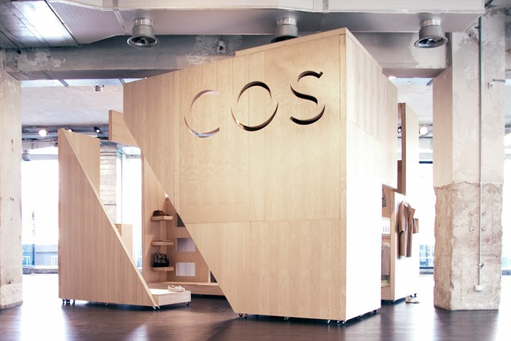 COS x Gary Card @ Salone del Mobile 2016. Ph. courtesy of COS
