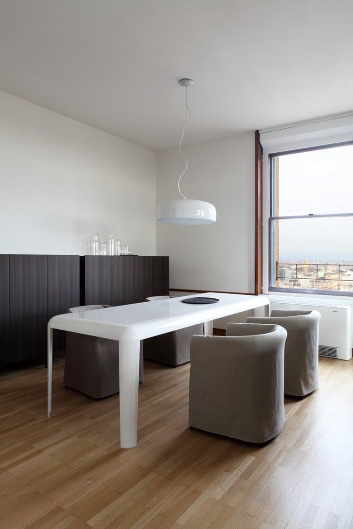Porro arreda i 13 appartamenti della Torre Velasca