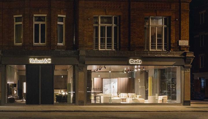 New Molteni&C|Dada Flagship Store in London