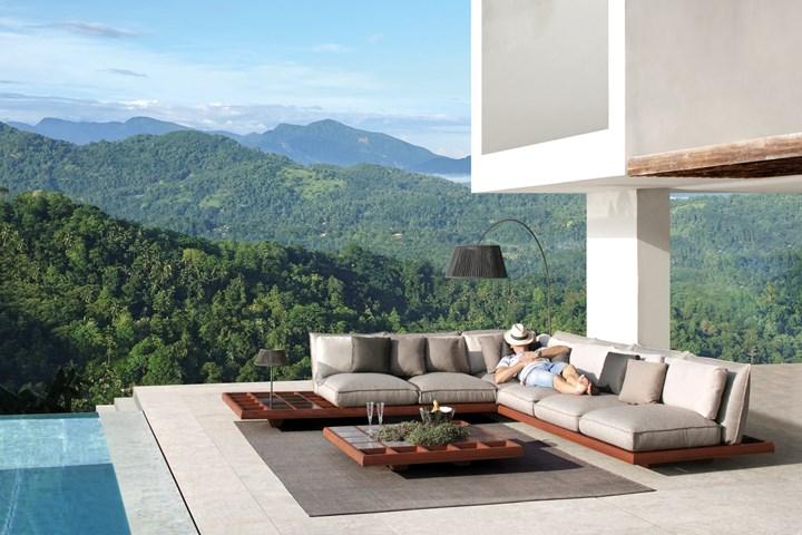 Royal Botania presenta la collezione outdoor Mozaix