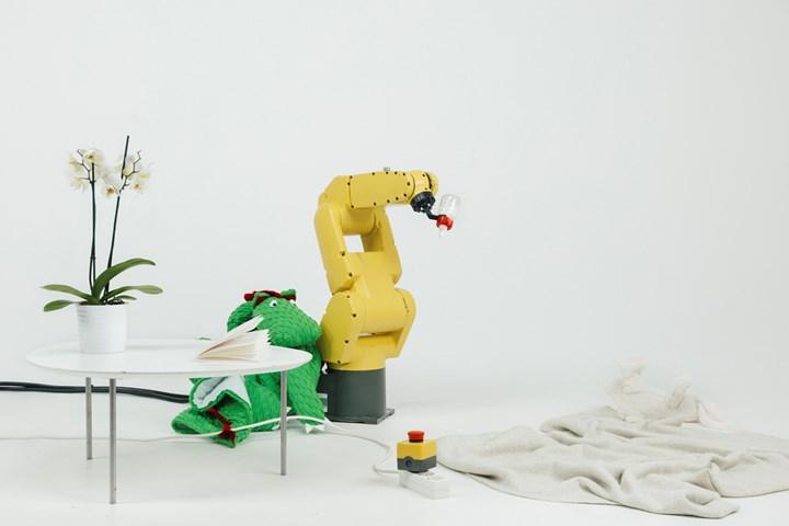 Stephan Bogner, Philipp Schmitt, Jonas Voigt - Raising Robotic Natives
