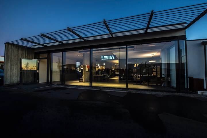 Lema Flagship Store in Luxembourg