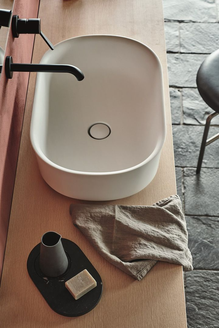 The Bathroom by Neri&Hu