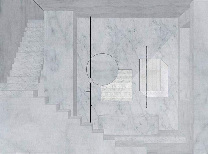 Hidden Rooms by Elisa Ossino and Salvatori.  © Elisa Ossino Studio