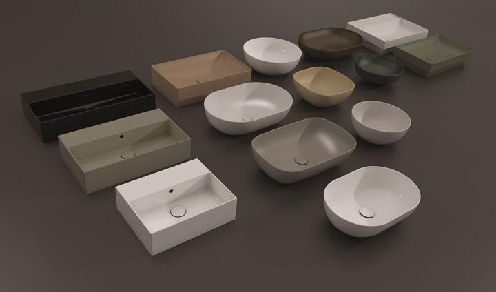 Bagno di Colore_T-Edge, Ceramica Globo