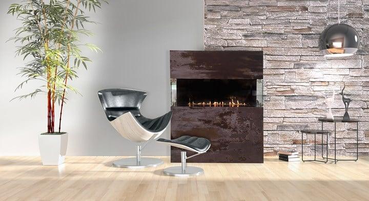 SPARTHERM: Minimalist Design and Archaic Steel