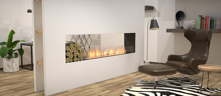 Flex by EcoSmart Fire