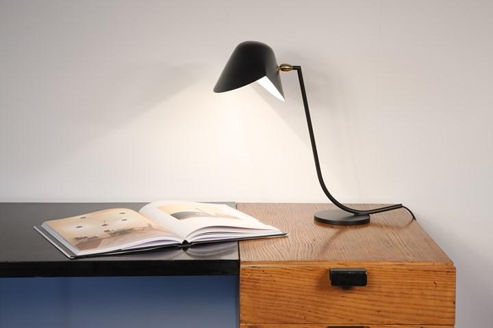 Lampe Antony by Serge Mouille